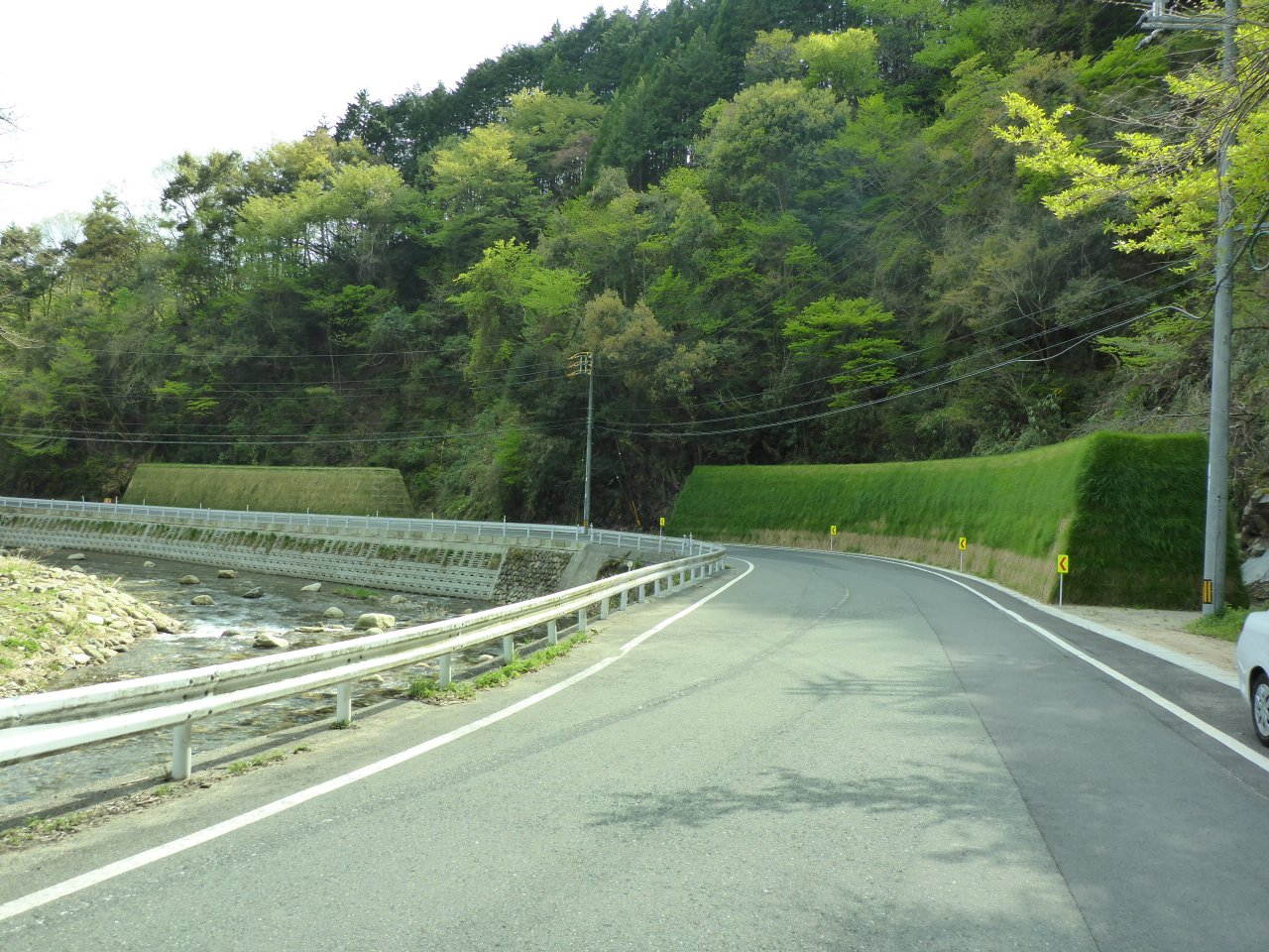 公共道路工事(道路防災)