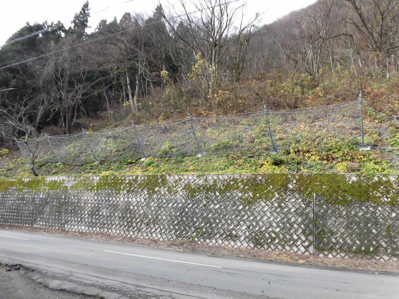 平成26年度(ゼロ県債)県単道路補修工事(災害防除)