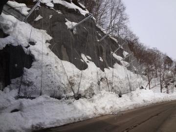 平成28年度地方道路交付金工事(雪寒)